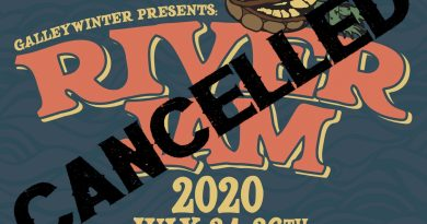 River Jam 2020 – Cancelled