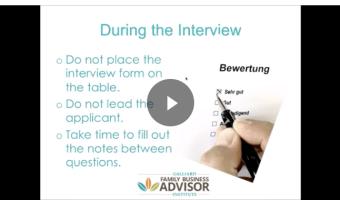 Advisor Skills Video Playlist