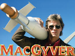 MacGyver moment