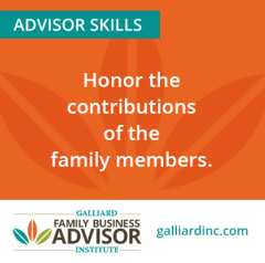 Honor the Contributions of Family Members