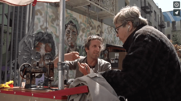 Michael Swaine: Mending for the People