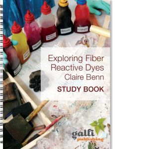 Exploring Fiber Reactive Dyes: Study Book