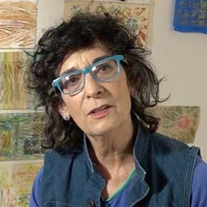 Daniella Woolf The Encaustic Minimalist Instructor