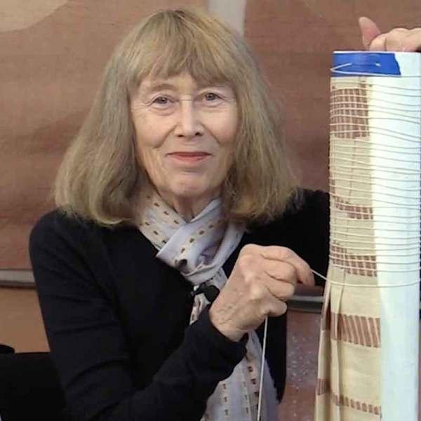 06.kakishibu Persimmon Tannin Shibori Paper Fabric Analisa Hedstrom