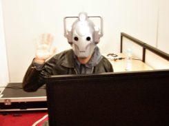 Najsympatyczniejszy Cybermen we wszechświecie. (Lierre)