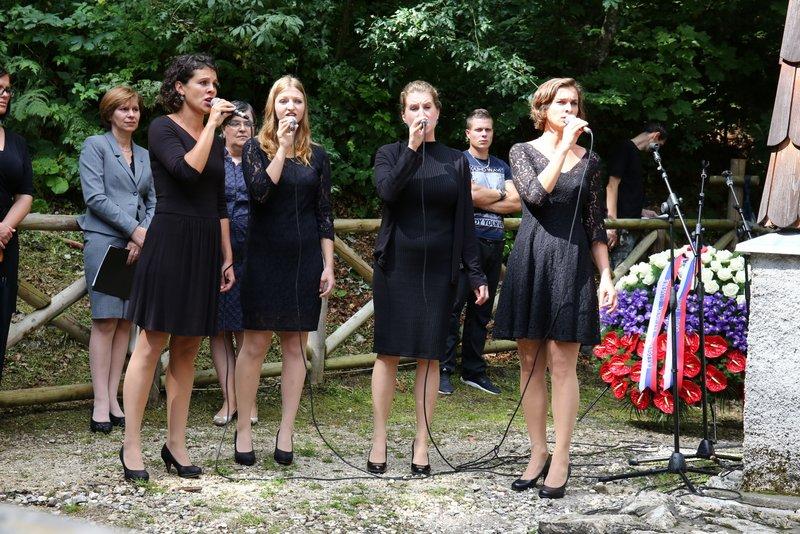 Spominska slovesnost pri Ruski kapelici 2017, Vršič