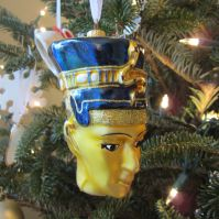 Egyptian Royalty. With my love of Africa, this Egyptian beauty was the perfect addition to my collection. Thanks El!