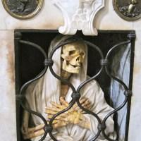 Skeletons in Church: Rollin' Dem Roman Bones