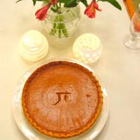 Pi on Pumpkin Pie: A Mathematical Solution To A Cook's Dilemma