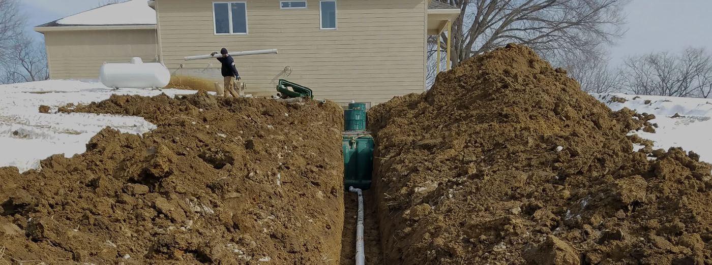 Gallon Plumbing Septic and Sewer