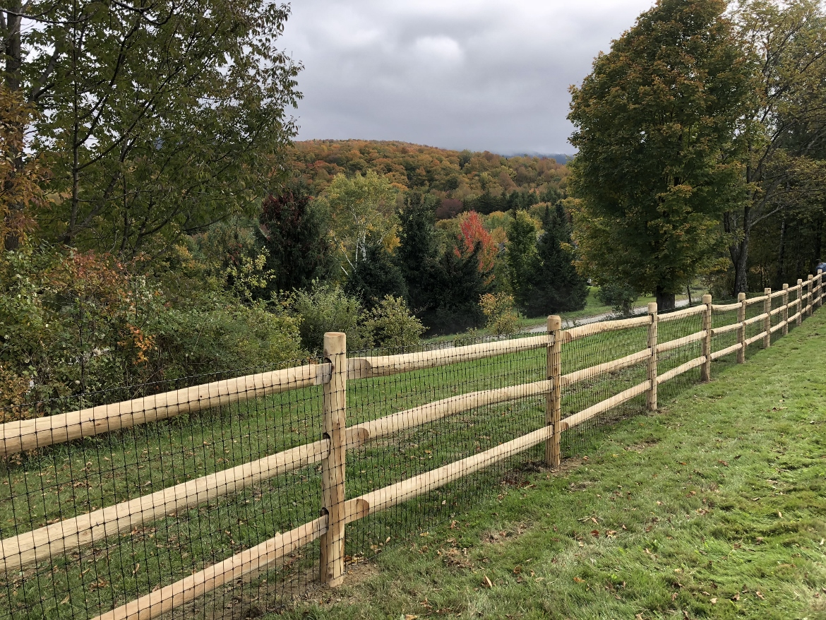 Post Amp Rail And Board Fences Gallup Brook Fencing Llc