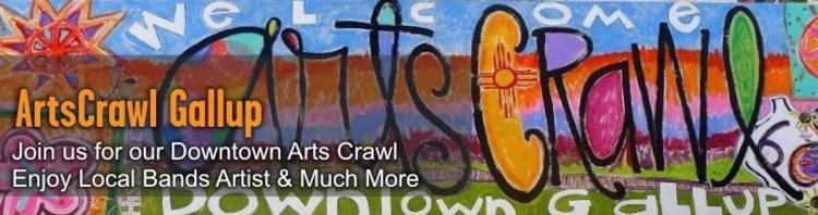 Downtown Gallup Arts Crawl