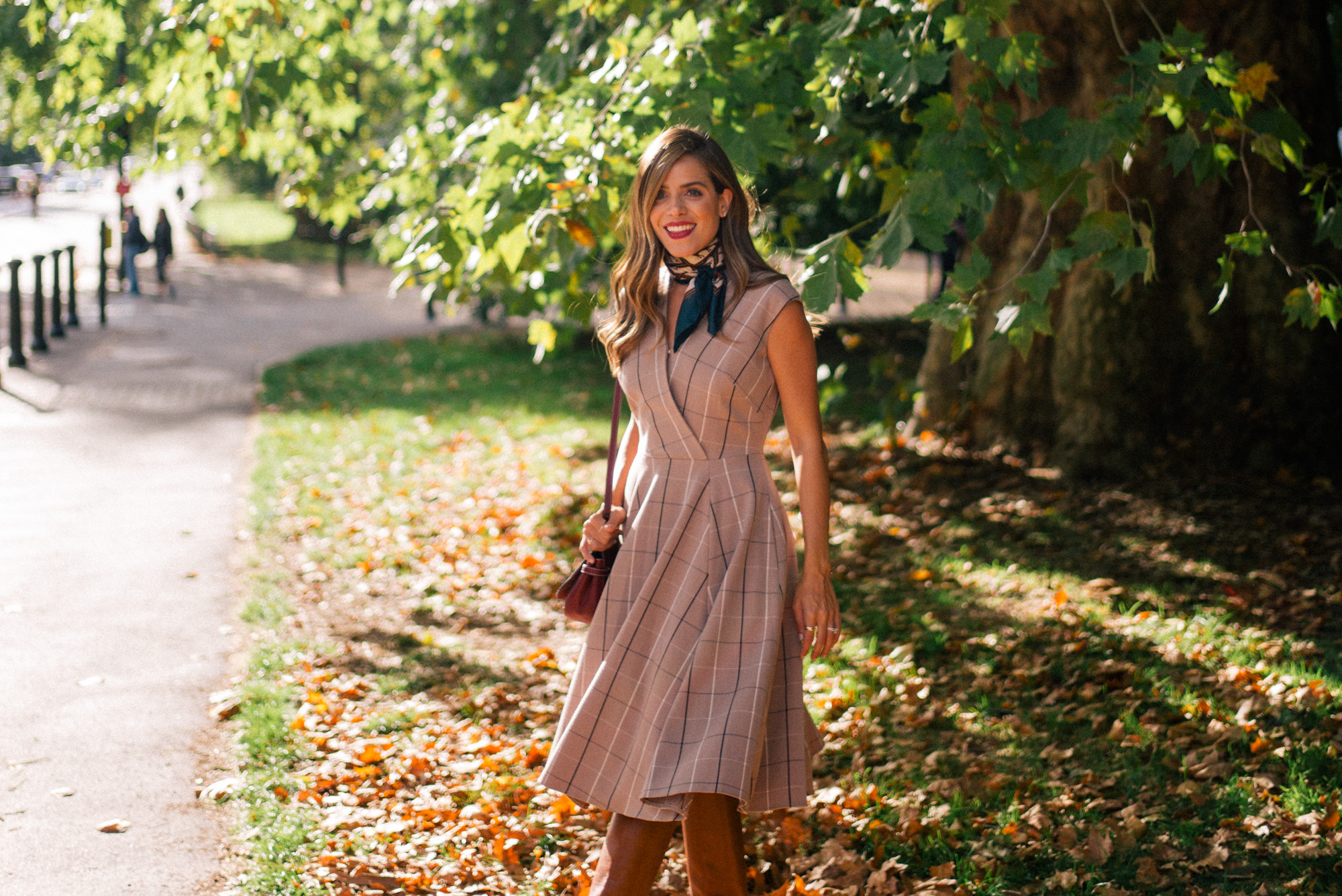 3 Items To Help You Style Dresses For The Fall Season