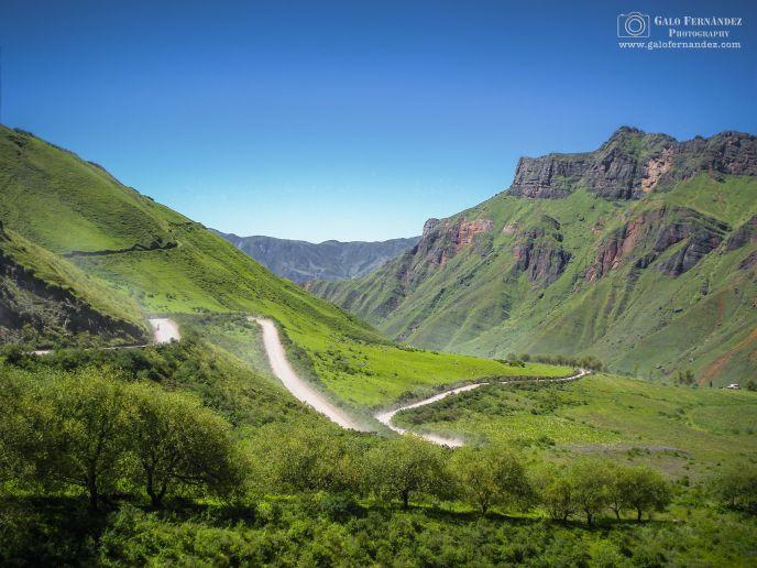 Valles Calchaquíes - ST