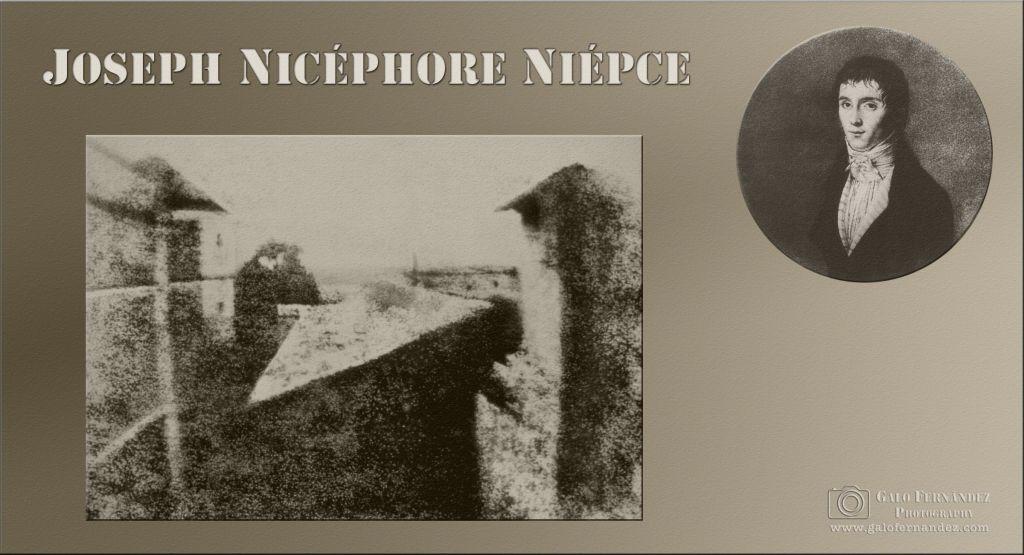 Joseph Nicéphore NIÉPCE