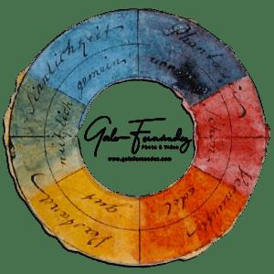 Circulo Cromático de Wolfgang von Goethe