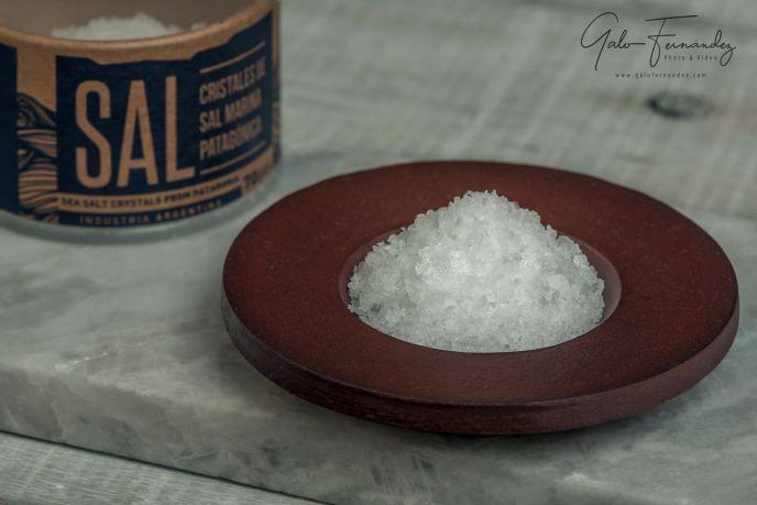 Cristales de Sal Marina Patagónica