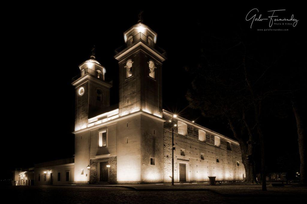 Basílica del Santísimo Sacramento, Barrio Histórico de la Ciudad de Colonia del Sacramento, República Oriental del Uruguay.
