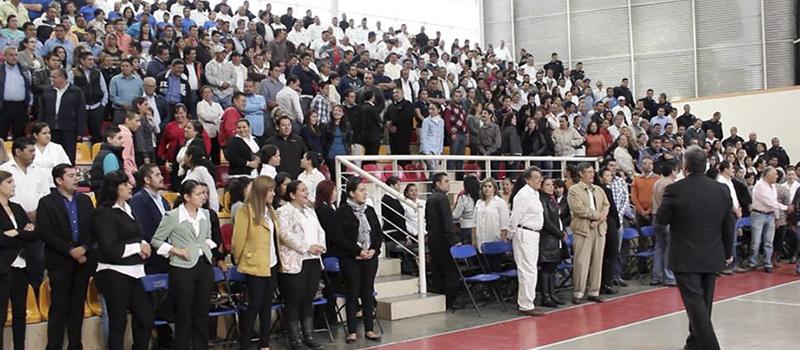 Seminario Mejores Servidores Públicos, Galo Limón, Conferencista Internacional, Experto en Marketing Político Electoral