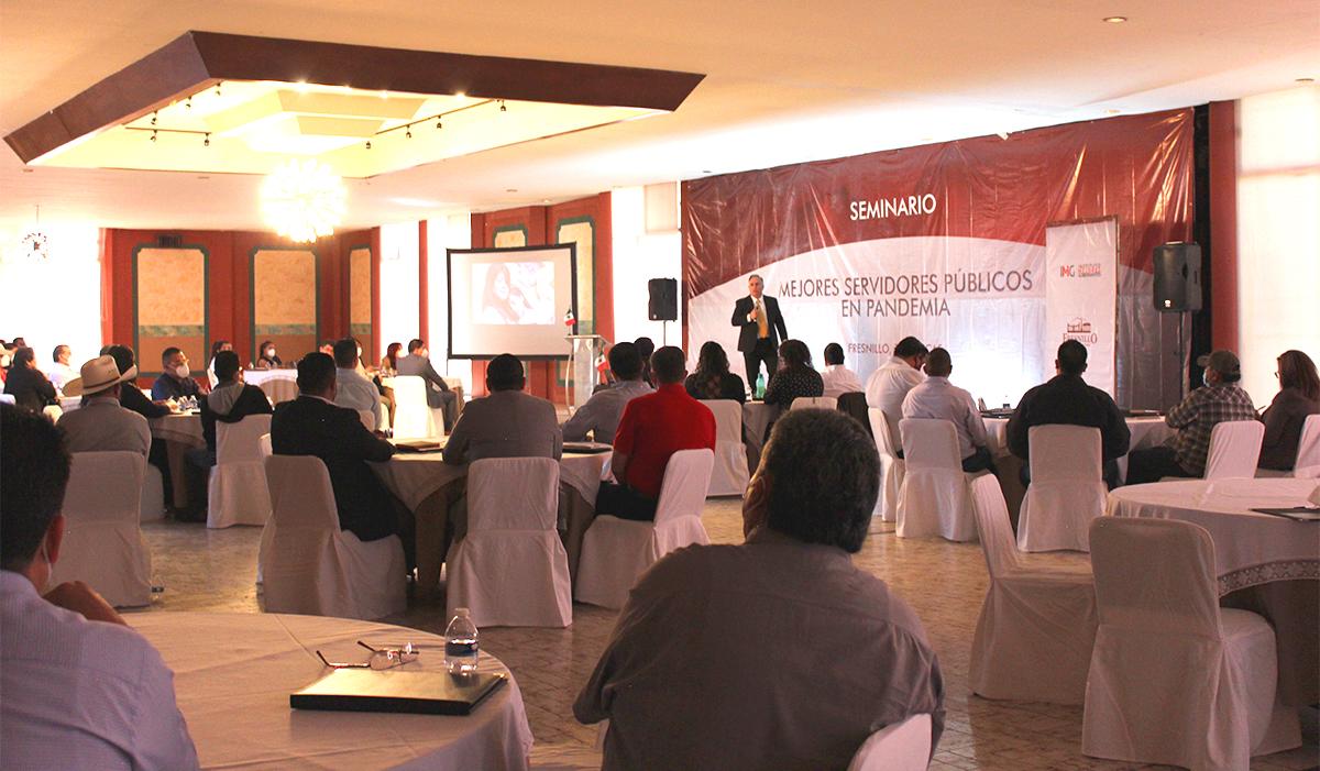Mejor Servidor Público Galo Limon Fresnillo, Zacatecas 2020
