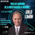 Ruta de Campaña: De la Investigación al Mensaje - Galo Limón Consultor Político Internacional