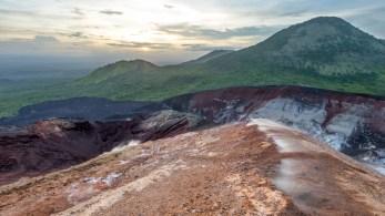 Cerro Negro, Nicaragua.