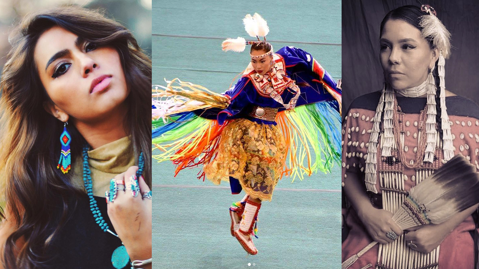 These Native American Women Are Keeping Their Culture