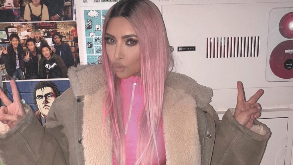 Kim Kardashian Made Half The Girls You Follow On Insta Go Pink