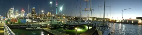 Harbourfront, Auckland