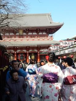 Sensō-ji Temple, Asakusa