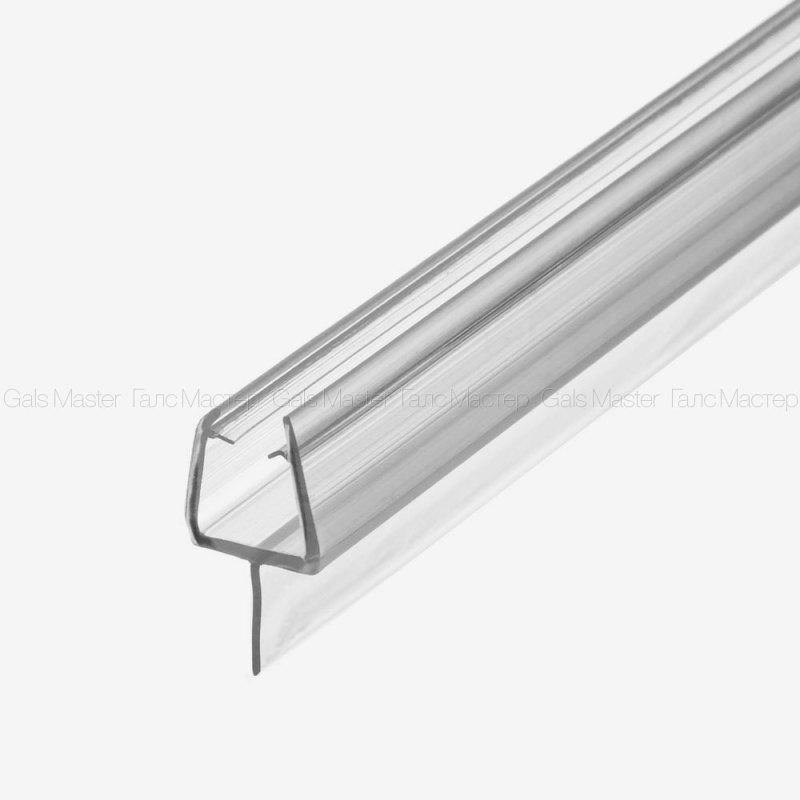уплотнитель пвх для стеклянной двери