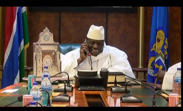 Gambie: le Nigeria offre une solution à Yahya Jammeh