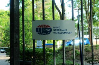 6. After a 5 minute walk, here we are in RNW, which shares the same building with RNTC