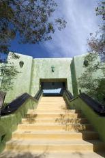 Castillo Sol de Occidente stairs