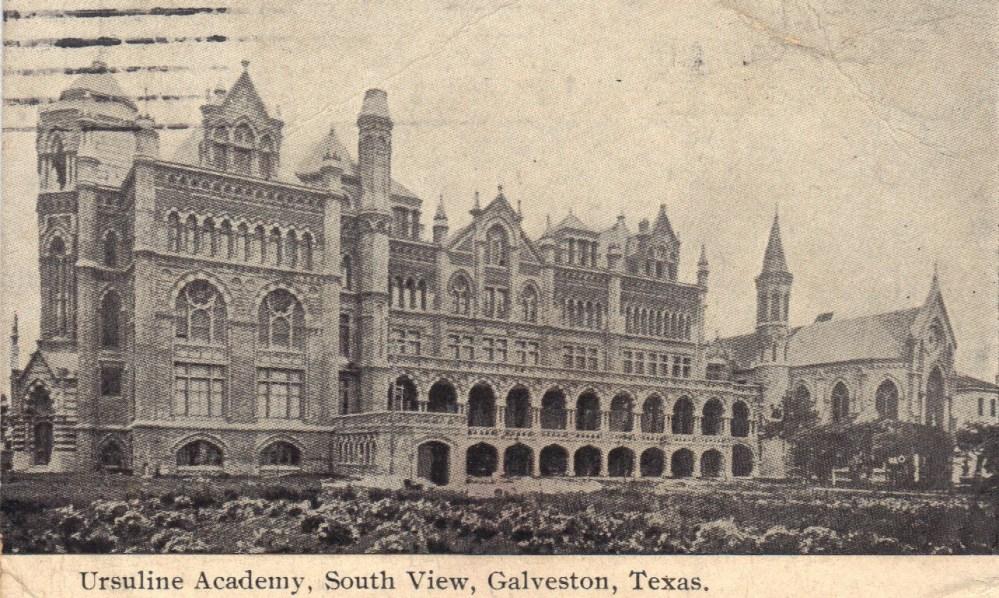 Virtus sola nobilitat - The Ursuline Academy in Galveston (6/6)