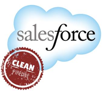Clean Salesforce Pipeline