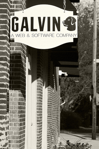 Galvin Technologies Office Entry