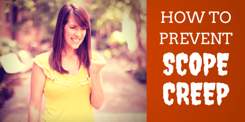 How to Prevent Scope Creep