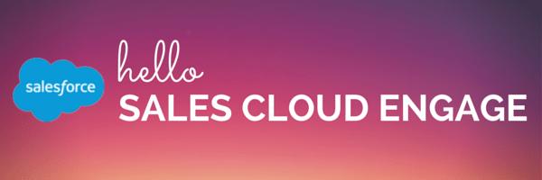 Sales Cloud Engage by Salesforce