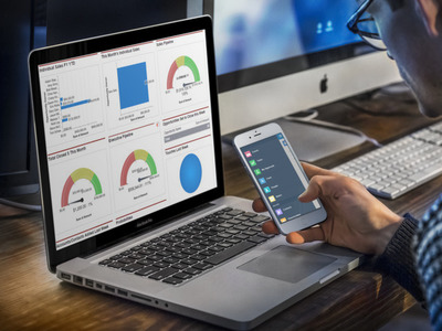 Salesforce sales managers, dashboards and reports