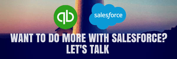 Salesforce and QuickBooks Consulting