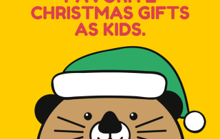 Some of our favorite christmas gifts as kids.
