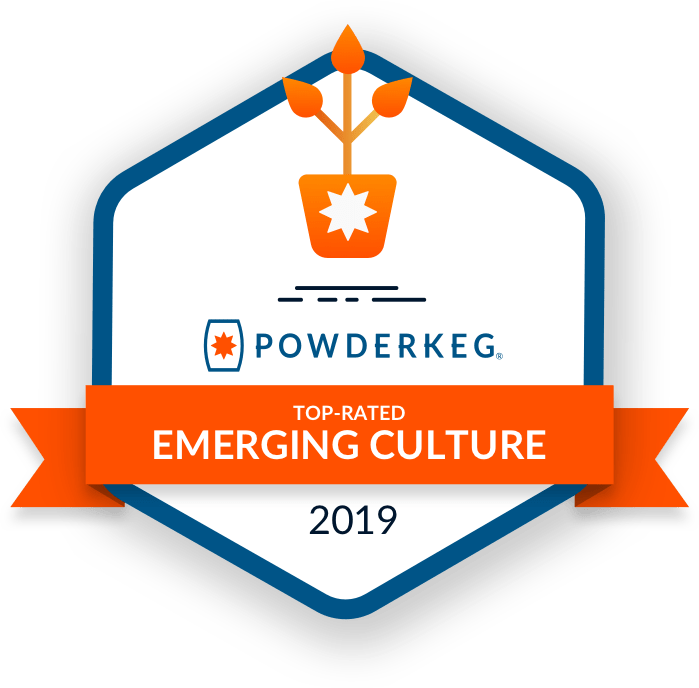 Powderkeg Award - Top Rated Emerging Culture