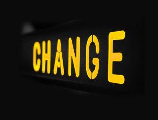 Cambios y más cambios