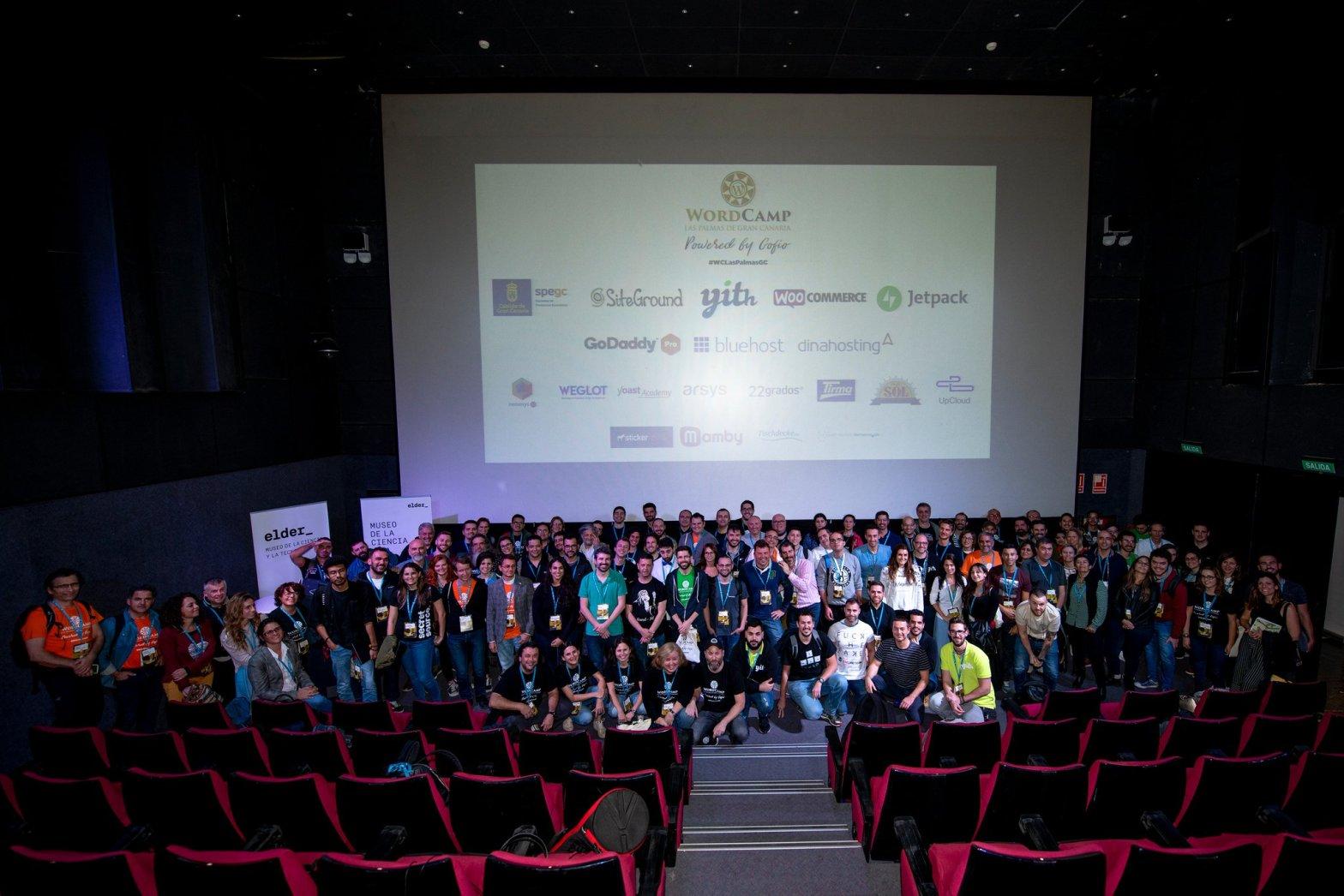 WordCamp Las Palmas de Gran Canaria 2019