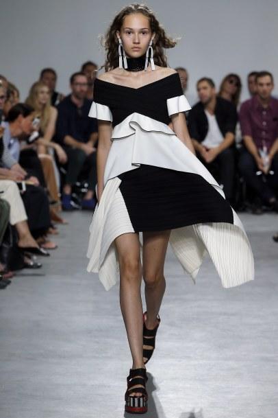 Proenza Schouler SS'17 via Vogue.com