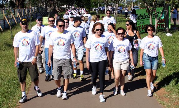 18ª Caminhada da Paz Rotary Club do Gama