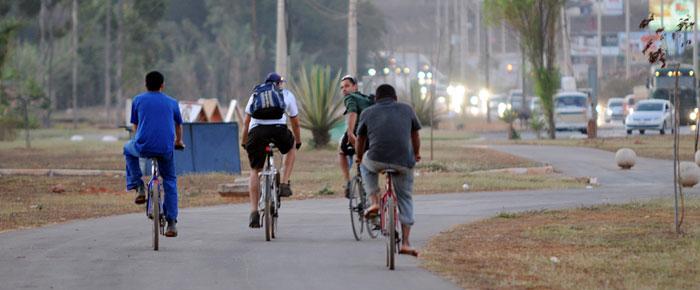 Qualidade de vida no DF ganha destaque com ciclovias