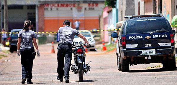Briga termina com duas pessoas mortas em via pública do Setor Leste do Gama