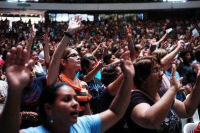 Católicos de Brasília